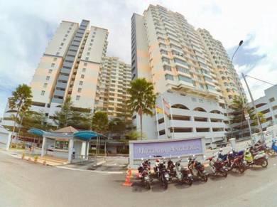 Mutiara anggerik service apartment section 15 shah alam