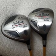 Titleist protrajectory 980f golf wood-rombax japan
