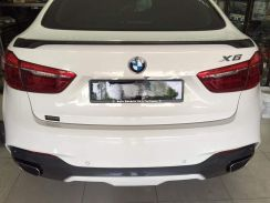 BMW F16 X6 Carbon Fiber M-Performance Spoiler