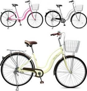 Y bike with Basket