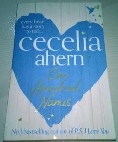 Cecelia Ahern- One Hundred Names