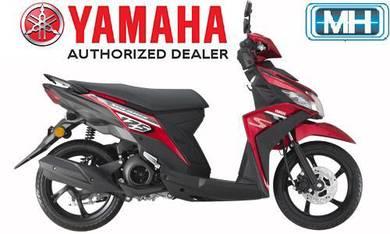 Yamaha Ego Solariz 125 / Solariz125 FI 0.833%