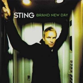 Sting Brand New Day 180g 2LP