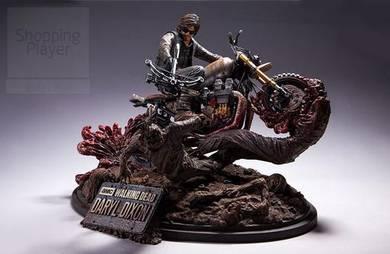 Daryl Dixon resin Statue The Walking Dead AMC