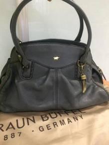 Authentic Braun Buffel vintage handbag