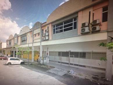 Puchong Taman Mas 1.5 Storey Link Factory