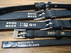 Swiss made lady watch strap
