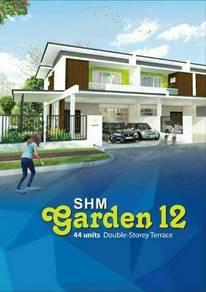 Jalan Stutong Baru New Double Storey Terrace