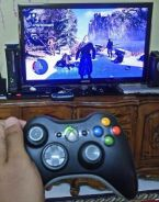 Xbox 360 modded + Hard Disk 500G + 30+ games
