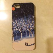 Brand New glow in the dark iPhone 5 phone case