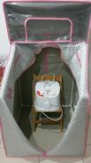 Used portable steam spa