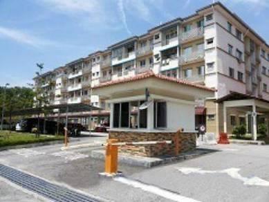 Cheras Intan Apartment Blok KLMN, Cheras bt 9, Hulu Langat [w Lift]