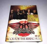 DVD Aerosmith Rock For The Rising Sun
