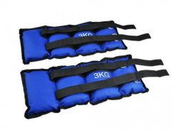 Ankle Weight Bag 6 KG ( 2 x 3 KG )