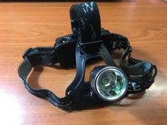 2in1 Rechargeable Headlamp + Flashlight 1200LM+ O