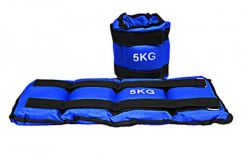 Ankle Weight Bag 10 KG ( 2 x 5 KG )