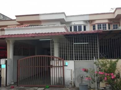 2sty hse 18x60sf 4r3b, Jalan Laksamana Taman Sentosa Klang