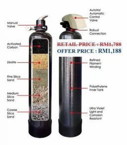 YGTS19 FA XUV Outdoor Master Water Filter US