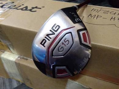 Golf - PING G15 3W