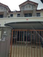 House for rent at taman amira