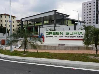 Green Suria Apartment Bandar Tun Hussein Onn Cheras Selangor