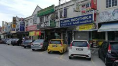 [main road frontage] 2 storey, 24x80 shop lot cheras, freehold