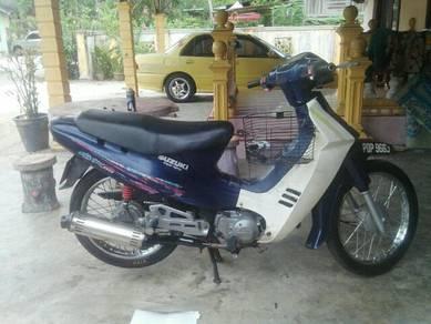 1997 Suzuki gsx 110
