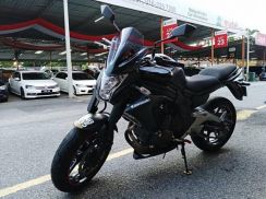 Kawasaki ER-6N 2013/2015 100% Accident Free