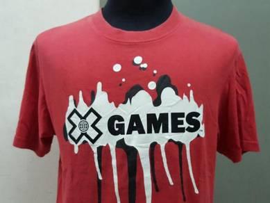 (S)X Games T shirt -L