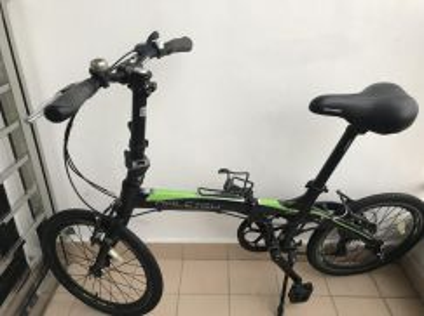 Raleigh foldable Bikes