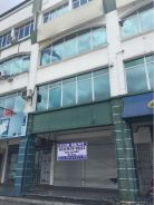 Ground Floor Shoplot For Rent Opposite UMW Jalan Pending