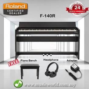 Roland Piano F140R BK