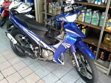 Yamaha 125zr / Y 125 ZR / Y125ZR