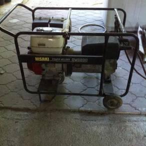 Welder & generator machine (petrol) 4