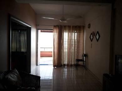 Corus Paradise 2 bedroom apartment.