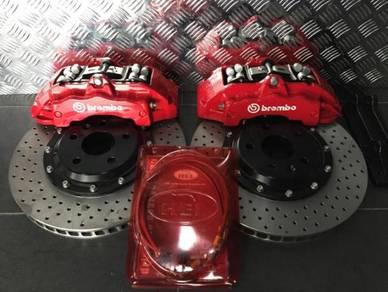 Vw Audi Brembo 18Z Brake Kit