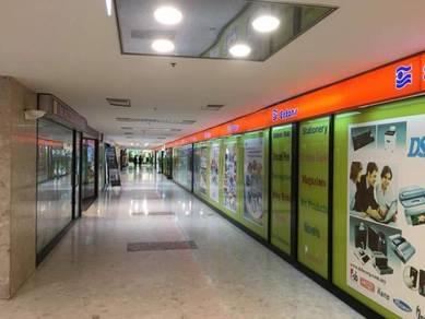 Centre Point Sabah, 3rd floor corner