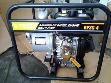 Pam air diesel 3 inci- water pump diesel