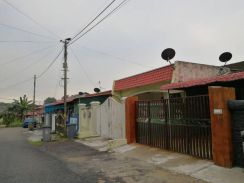 HOT, 1 Storey Low Cost House, Tmn Universiti, Mutiara Rini, Skudai