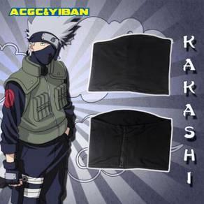 NARUTO Shippudden Kakashi hatake Mask cosplay