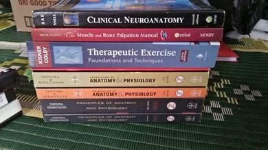Buku rujukan perubatan-fisioterapi