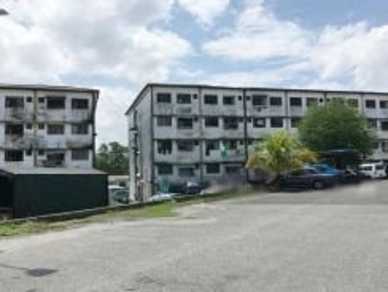 Flat Taman Bukit Mewah, Kajang, Tingkat 2, Renovated, Freehold