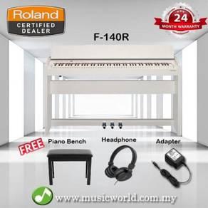 Roland Digital Piano F140R WH