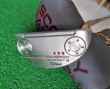 CKL Golf - SCOTTY CAMERON NEWPORT 3 PUTTER