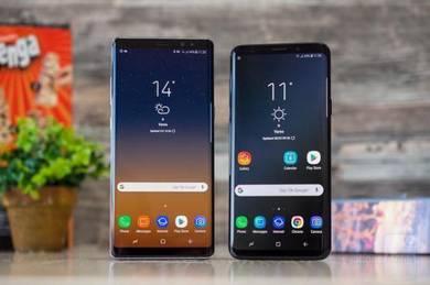 Mencari 2nd Samsung Galaxy Phone Terpakai -24Hours