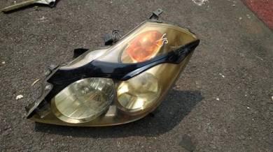 Honda stream RN5 headlamp eye lips ori japan