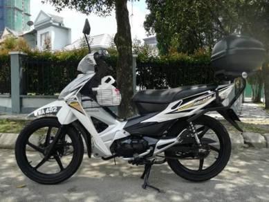 Honda Altimo (2012)