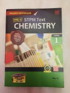 STPM Chemistry Textbooks (Term 1 & 2)