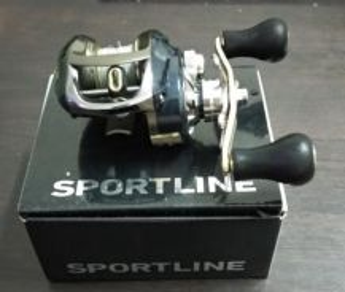Daiwa sportline sp hurricance 100wl bc reel