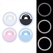 Rechargeable led selfie ring 10
